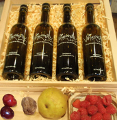 Fruit Harvest Balsamic Vinegar Gift Set